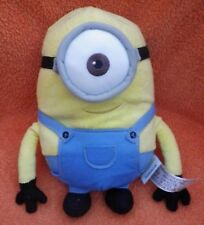 Microwavable Scented Minion Plush Figure Heated Bed Warmer Stuart Toy Door Stop