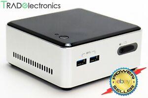 (💎A+)Intel NUC Kit i3-4010U 4GB 60GB SSD Mini Desktop mini HDMI/mini DP【Great】