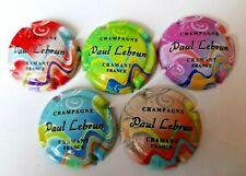 Capsule de champagne LEBRUN Paul série 55