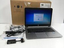 HP EliteBook Folio 1040 G2 14 i7-6600U 8GB 256GB USB-C Windows 7 Pro V2W21UT NEW