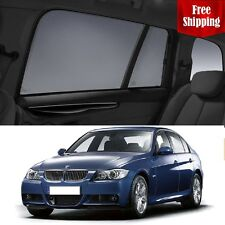 BMW 3 Series 2005-2011 E90 Magnetic Rear Car Window Shade Sun Shade Sun Blind
