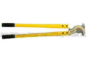 Braided Hose Cutter Shears -3 to -24 (cuts -20 hose easy) Compatible w/ Aeroflow