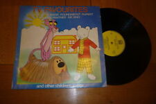 Sing-Along 33RPM LP Records for Children