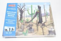 Imex 1:72 25mm American History Series Alamo Southwestern Frontier Diorama Parts