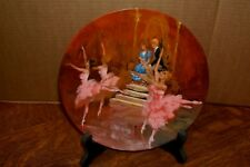 The Waltz Of The Flowers 1980 Collector'S Plate: Viletta China Nutcracker Ballet
