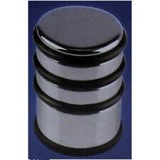 Luxus Metall Türstopper mit Gummi Edelstahl Tür Stopper Stop Hoch 1,2 kg