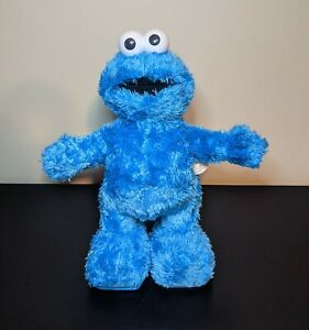 Tickle Me Extreme Cookie Monster TMX 11-Inch Plush Tested and Working