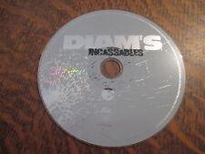 cd DIAM'S incassables (sans boitier)