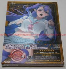 New Sin The 7 Deadly Sins Nanatsu no Taizai Vol.2 Limited Edition Blu-ray Japan
