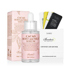 [Benton Cosmetic] Cacao Moist and Mild Serum 30ml + Free Sample 2018 New Arrival
