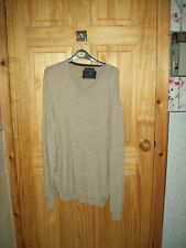 *** LOOK** STON BAY NEW BEIGE JUMPER CHEST 47-49 INS ***