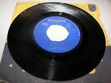 Johnny Hoes Zonder Liefde / Och Was Ik Maar 45 VG+ Philips 318519PF Holland