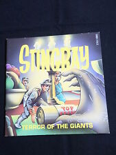 STINGRAY - TERROR OF THE GIANTS - A PICTURE STORY BOOK BY  BOX TREE - 1993