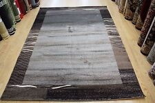 New Brown Grey Silver Small Extra Large Big Huge Size Floor Carpet Rug Mat Cheap