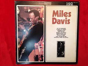 "Miles Davis  ""Self Titled""  LP  1974  Joker SM-3717  Jazz  33rpm  12""  Italy  EX"
