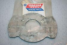 NOS Yamaha  snowmobile magneto hole cover el ew gp gpx gs pr sl sm 292 338 433