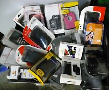 Lot Of 19 Different Covers, Cases, Chargers. Docking, Otter,Etc.All Kinds