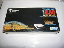 Haynes Accura V.90 External Fax Modem, Haynes External Fax Modem, NEW, Sealed