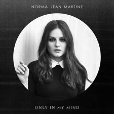 NORMA JEAN MARTINE ONLY IN MY MIND CD (Released 14th October 2016)