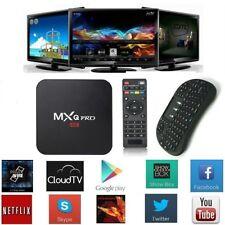MXQ Pro UHD 4K S905 Android 5.1 Smart TV Box 4-Core 1G+8G WIFI + i8+ Keyboard