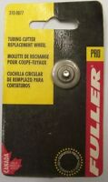 Fuller 310-077 Tube Cutter Replacement Wheel Tubing Cutter  with screw NOS