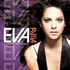 FREE US SH (int'l sh=$0-$3) NEW CD Eva Avila: Give Me the Music Import
