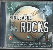 Players Choice Jam: Big League Rocks [ECD] (CD, Mar-2000, Capitol/EMI Records)