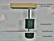 Rütteltisch Vibrationstisch - ein Fußbausatz komplett