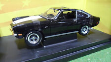 CHEVROLET CHEVY VEGA GT noir 1/18 AMERICAN MUSCLE ERTL 36678 voiture miniature