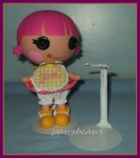 New White KAISER Doll Stand fits LaLaLoopsy Littles U.S.SHIPS FREE