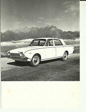 Ford Corsair GT Original Italian Photograph 1964 Excellent Condition