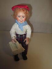 "Faith Wick To Market To Market Doll #16 of 500 11"""