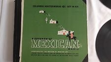 "Carlos Chavez  ""A Program Of Mexican Music"" Columbia Set #M-414"