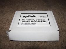 NEW *UPLINK* 4530EX 4G Primary Cellular Alarm Communicator  (No Antenna)
