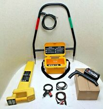 3m Dynatel 2273 Cablepipefault Locator Set With A Frame Tested