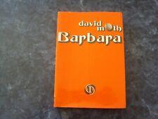 roman érotique  BARBARA  - David MOTH
