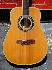 "1979 Bozo 80S/12 12-String a super fancy top line ""Bell Shaped"" Jumbo !"