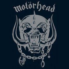 Motorhead Motörhead 2017 UK 40th Anniversary Reissue White Vinyl LP New/