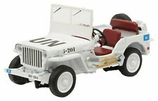 Greenlight 1:43 Jeep Willy's United Nations Sport Hobby Exclusive