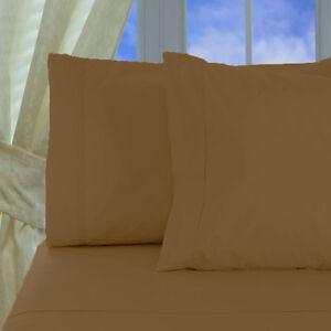 Soft & Wrinke Free SPLIT CALIFORNIA KING Microfiber Sheets Adjustable Bed Sheets