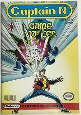 CAPTAIN N#3 VF 1990 NINTENDO VALIANT COMICS COMICS