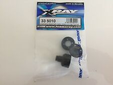 Xray Nt1 335010 Composite Front Diff. Cover & 27t Belt Pulley
