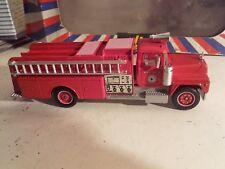 pompier solido  toner gam II mack r 600