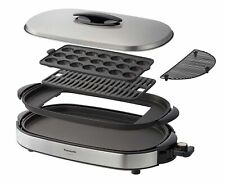 Panasonic hot plate NF-W300-S (AC:100)Japan Domestic