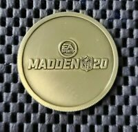 Xbox Best Buy Exclusive Coin Digital Code case Rare Promo MADDEN : NFL 2020