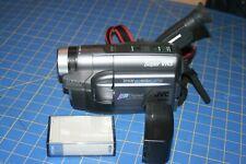 Jvc Compact Vhs Camcorder Gr-Sxm320U Tested