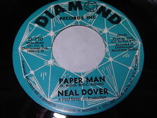 Neal Dover: Paper Man / Mr. Bus Driver 45 - Northern Soul