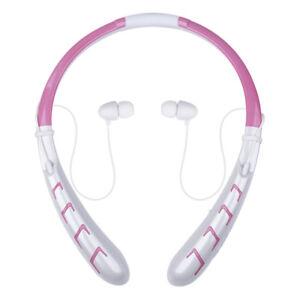 Wireless Bluetooth Stereo Headset Earphone Headphone Long Battery Truck Driver