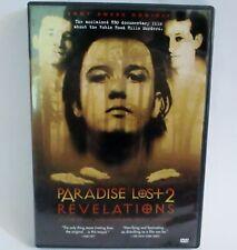 Paradise Lost 2 Revelations DVD 2005 Documentary
