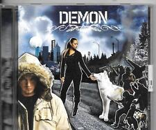CD ALBUM 14 TITRES--DEMON--MUSIC THAT YOU WANNA HEAR--2014